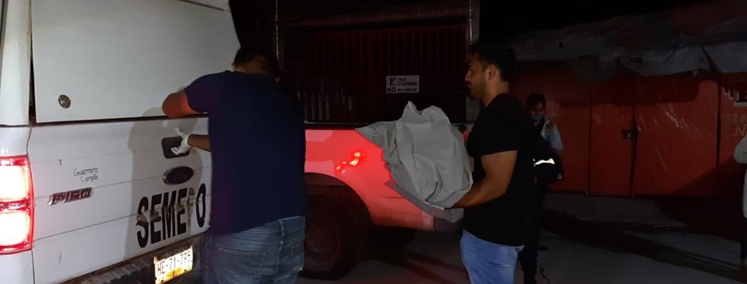 Madre mata a golpes a su hija de tres años en Chilpancingo