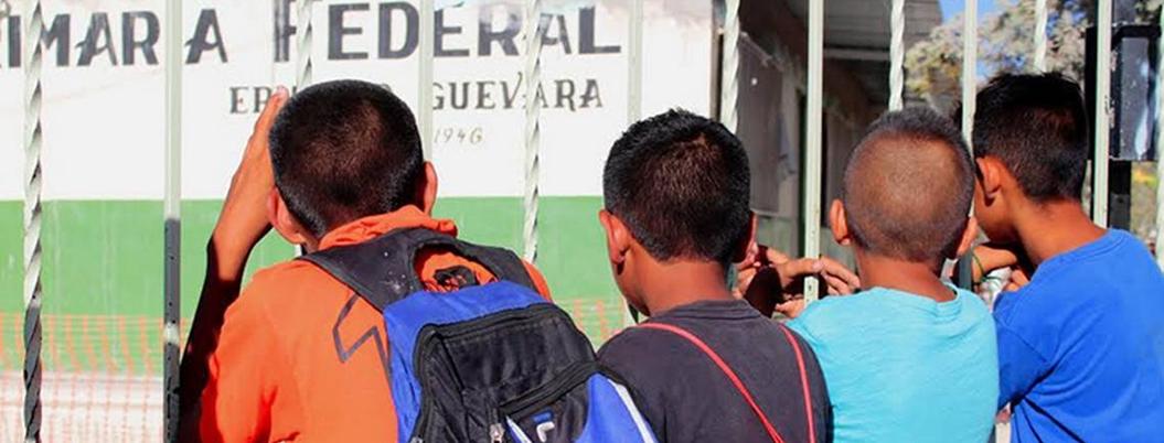 Niños, la mano de obra desechable de los narcos mexicanos