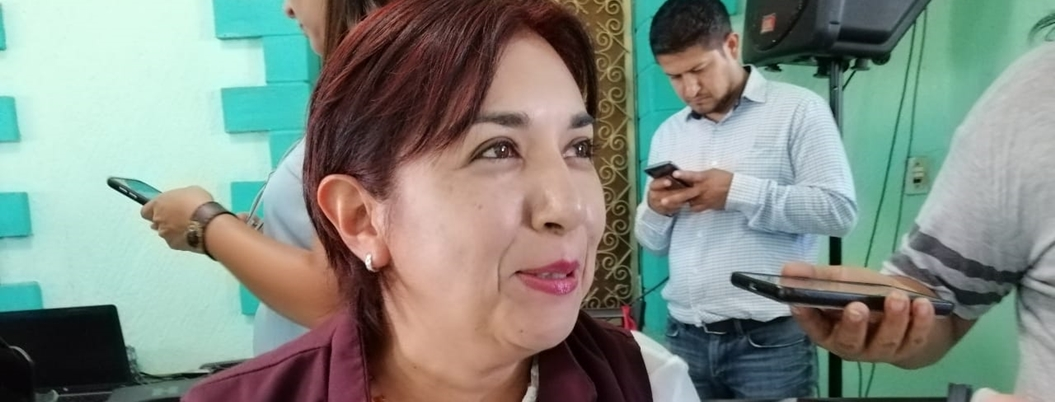 """Machistas se oponen que lidere a Morena en Guerrero"": Nora Velázquez"