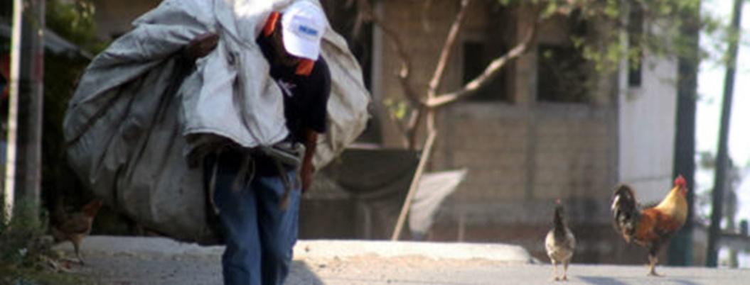 Vivir en la extrema pobreza: sobreviven con 50 pesos al día en CDMX