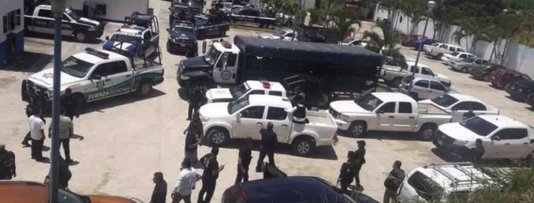 FNLS retiene a 5 policías en Ocosingo; piden exoneración de activista