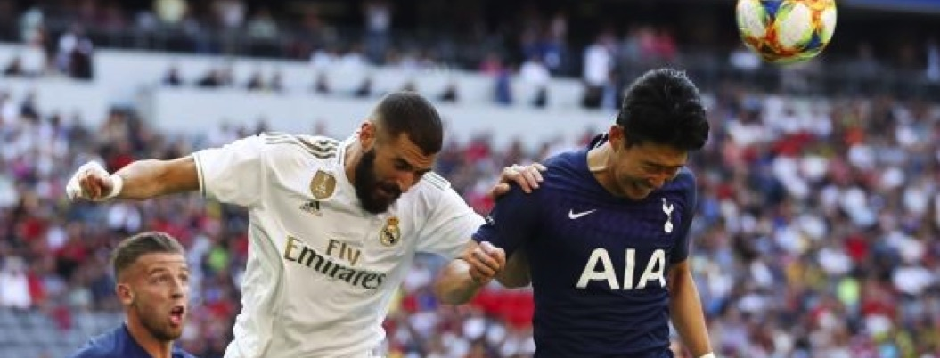 Real Madrid, en caída libre; ahora cae ante el Tottenham