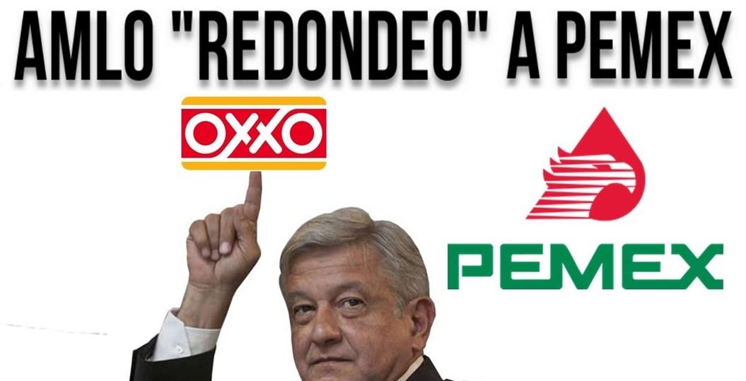 Así es el redondeo para el rescate de Pemex que propone AMLO