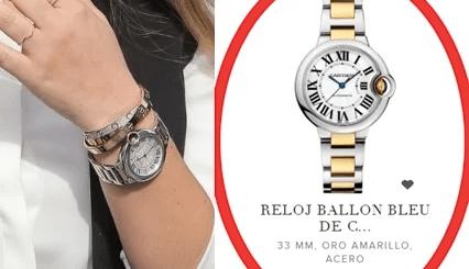 Reloj Emma Coronel 2