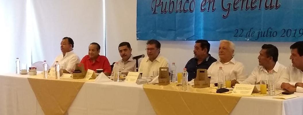 """GN vigilará a Guerrero hasta septiembre"", afirma Monreal"