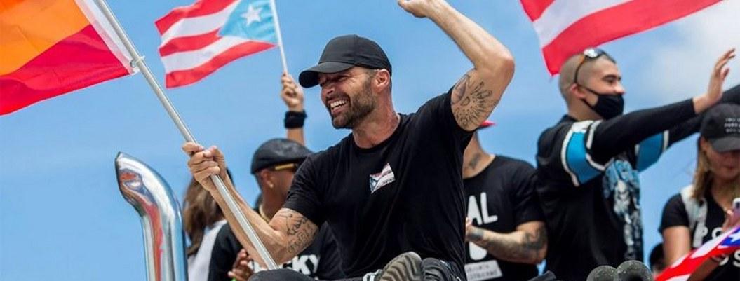 Exigimos respeto y nos escucharon, celebra Ricky tras renuncia de Rosselló