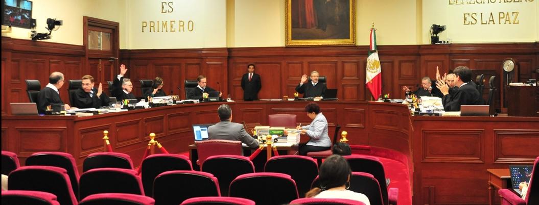 SCJN da carpetazo a controversias por ampliación de mandato en BC