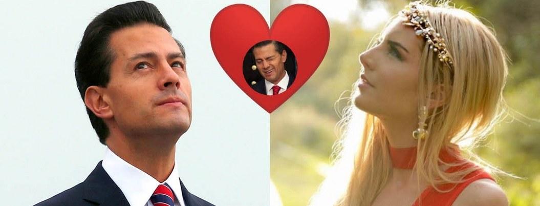 Tania Ruiz saca el lado romántico y detallista de Peña; así lo demuestra