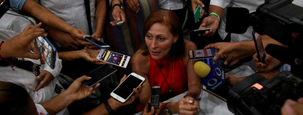 Tatiana tilda de salida falsa la extensión de mandato en BC
