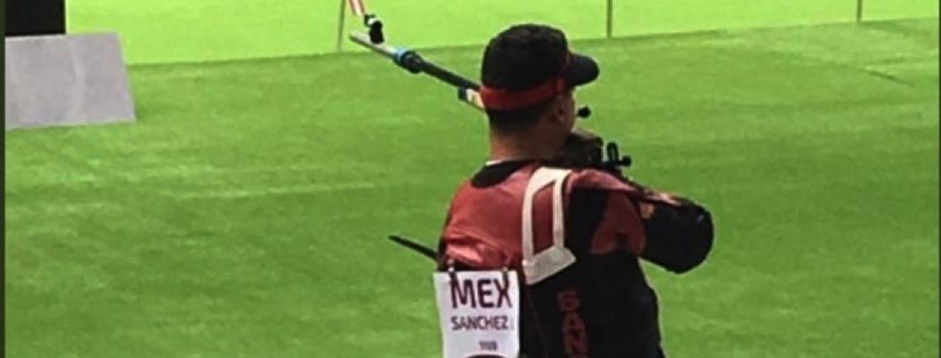 Panamericanos: tiro con rifle da bronce a México en prueba de 50 m