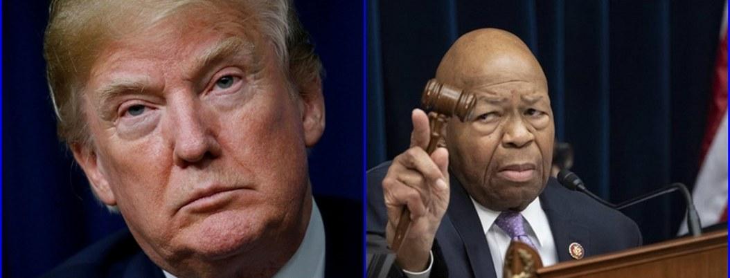 """""""Desastre asqueroso"""": Trump critica a distrito con mayoría afroamericana"""