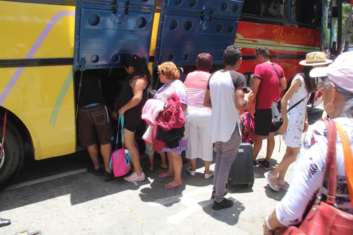 Turistas Acapulco