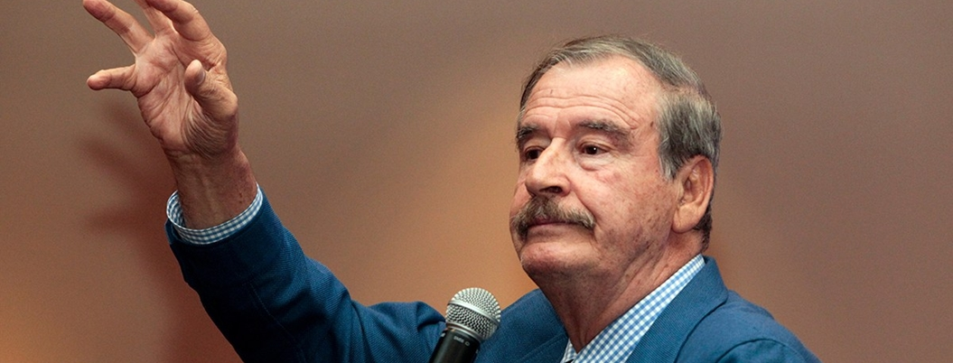 """""""Artero"""" y """"Vengativo"""", así se lanza Fox contra AMLO por caso Robles"""