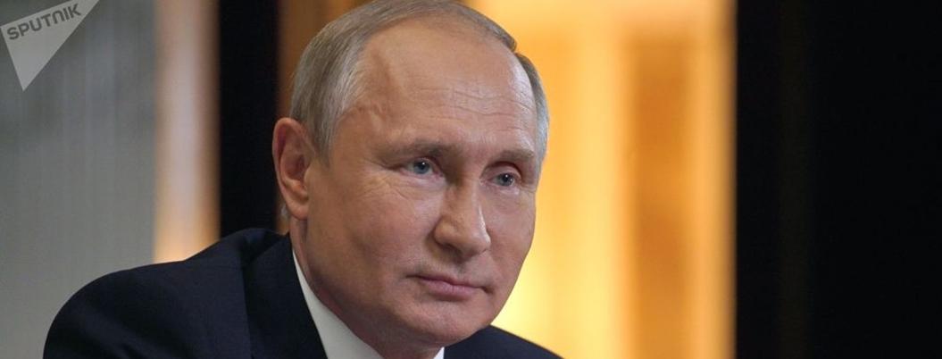 """Putin se asume como pacifista: """"me preocupa la guerra entre Irán y EU"""""""