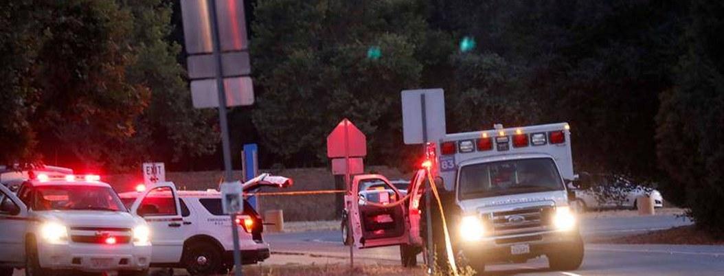 Abaten a sospechoso de ataque  que mató a 3 en festival de California