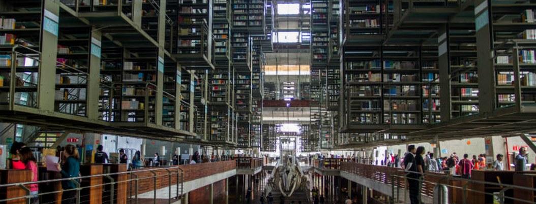 Se unifican bibliotecas de México y Vasconcelos