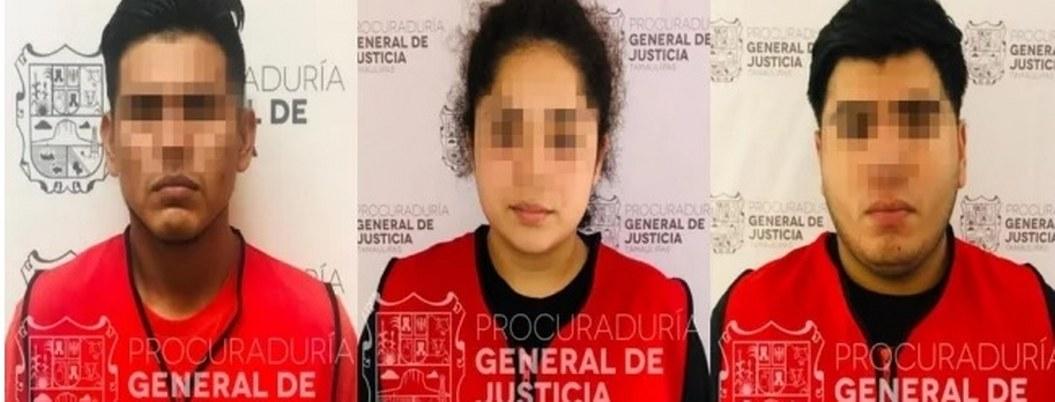 Novia entre los 3 detenidos por la muerte y desaprición de Mario Olivo