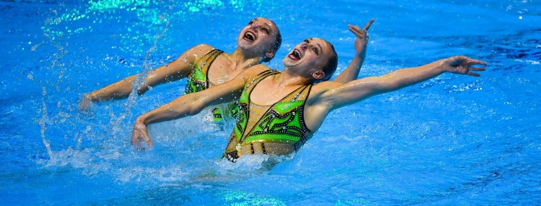 Dueto mexicano de natación artística culmina en sitio 11 en Corea