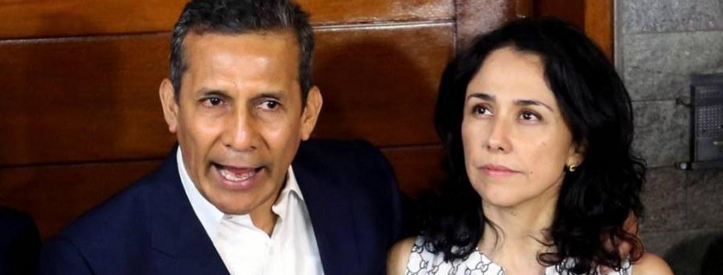 Allanan casa de expresidente Ollanta Humala por caso Odebrecht