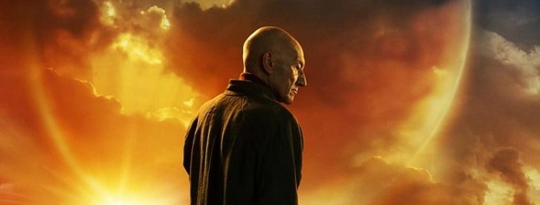 """""""Star Trek: Picard"""": revelan primer póster con Patrick Stewart"""