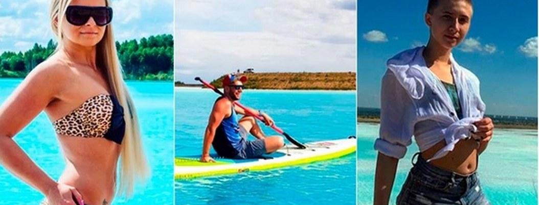 Instagramers ignoran advertencia y continúan a yendo a misteriosa playa