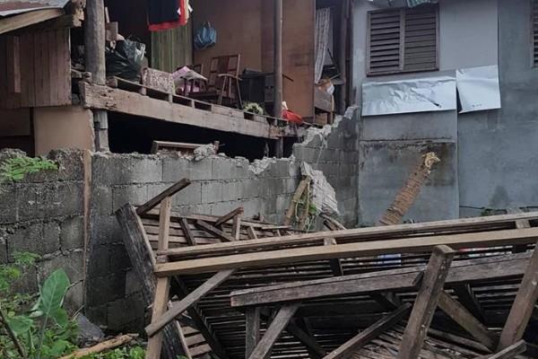 Sismo de 5.8 en Filipinas deja 25 heridos y derrumbes