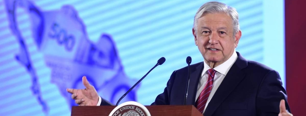 """México creció en desequilibrio durante neoliberalismo"", afirma AMLO"
