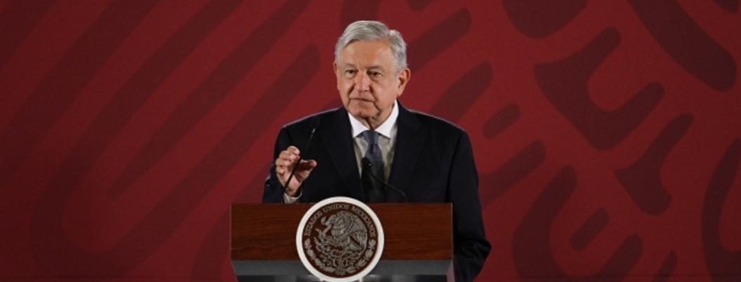 Andrés Manuel lamenta asesinato de coronel en Michoacán