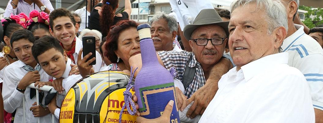 Reelegirían a AMLO 74% de ciudadanía, según encuesta