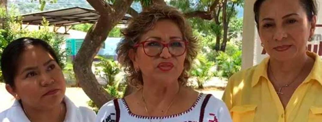 """Acapulco va mejorando"", afirma Adela Román"