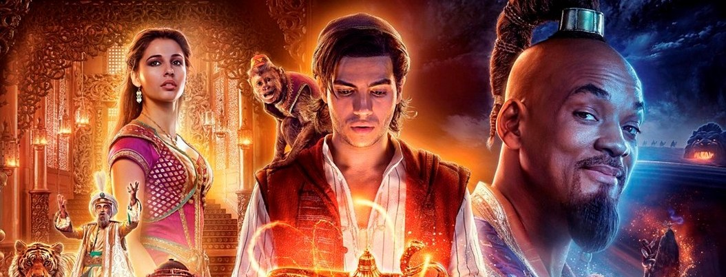 Tras el éxito inesperado de Aladdin anuncian secuela de la película