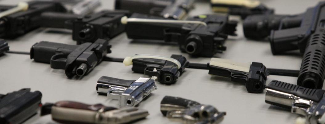 Hay 1.6 millones de armas ilegales asesinando en México