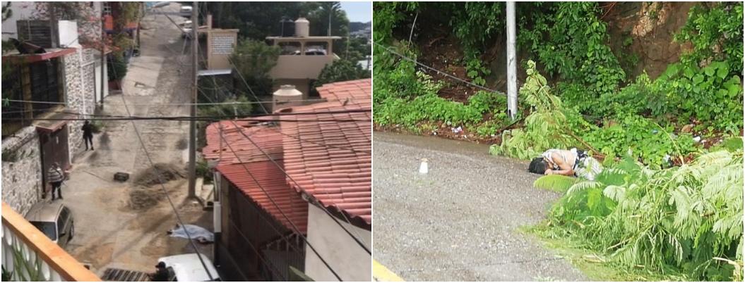 Matanza no para en Acapulco; asesinan a dos hombres