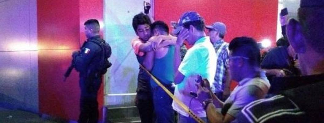 Ataque a bar ya dejó 26 muertos en Coatzacoalcos, Veracruz