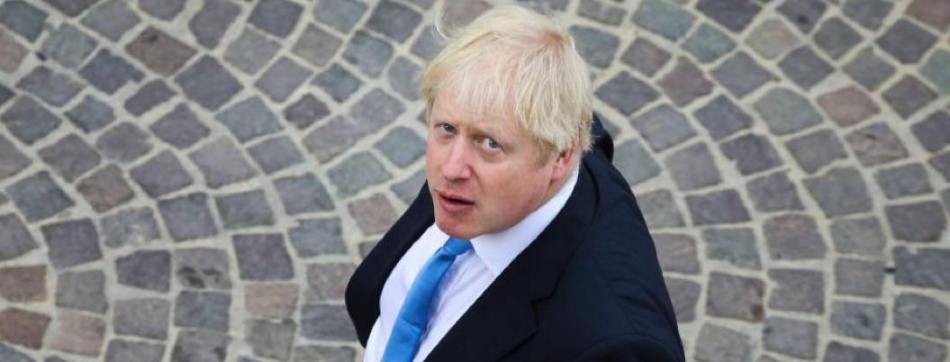 Boris Johnson pide suspender el Parlamento para alcanzar el Brexit