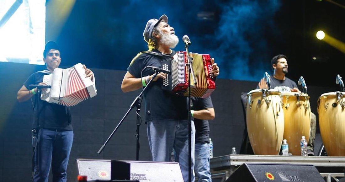 Pato Machete y El Gran Silencio homenajearen a Celso Piña en Monterrey