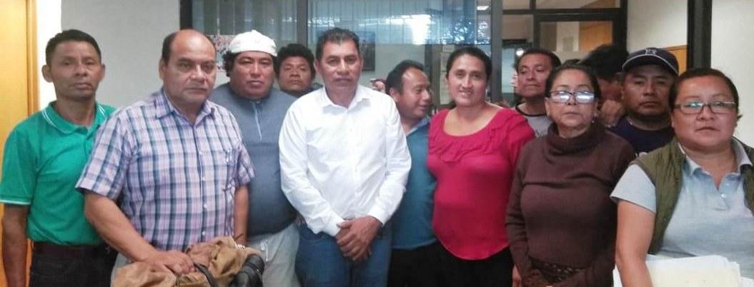 Piden a AMLO la destitución de funcionarios del INPI en Tabasco