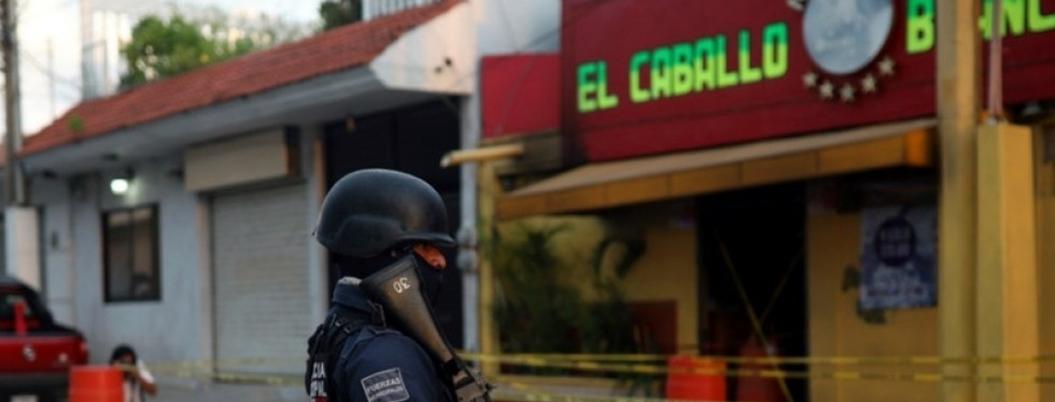 Coatzacoalcos vuelve a la calma tras atentado contra bar
