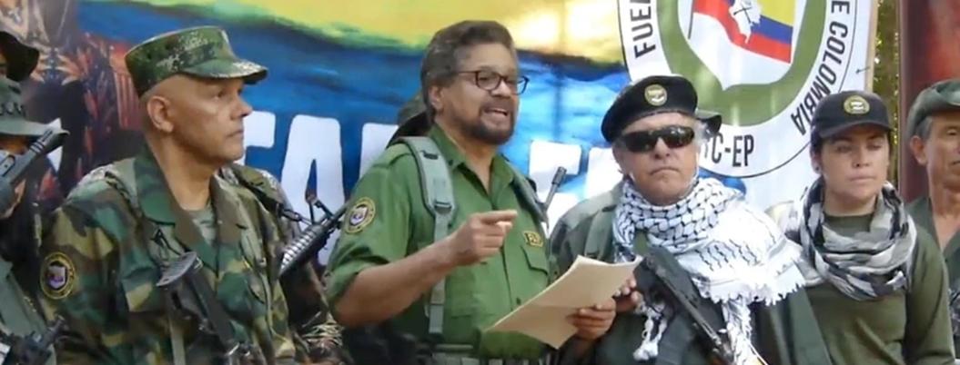 FARC vuelve, ¿por las drogas o por el poder político?