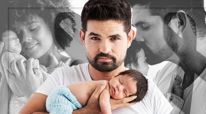 Muere el bebé de Ferdinando Valencia