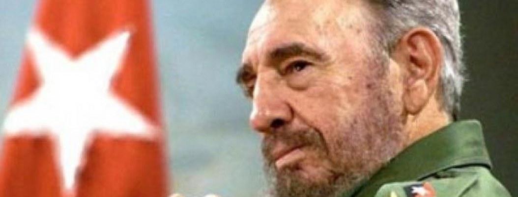 """Cuba celebra natalicio 93 de Fidel Castro, lo califican como """"gigante"""""""