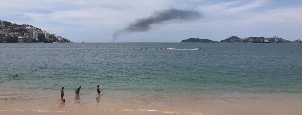 Acapulco entra en psicosis por filmación de telenovela
