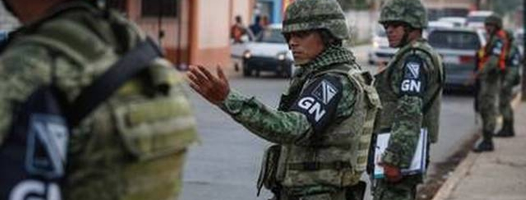 AMLO pide al pueblo no proteger criminales por asesinato de miembro de GN