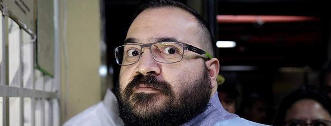 Javier Duarte podría salir libre por violación de derechos