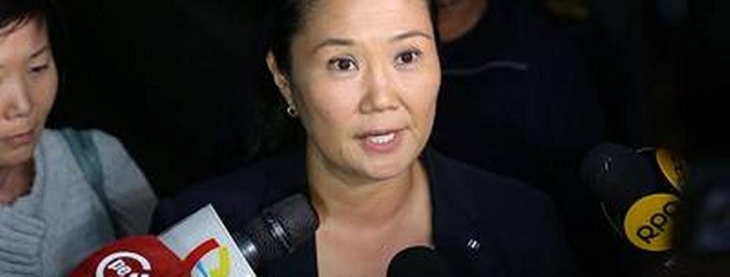 Corte Suprema de Perú pospone liberación de Keiko Fujimori