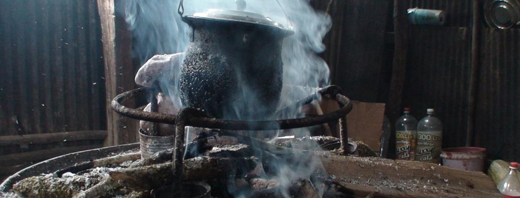 Cocinar con leña mata a 16 mil mexicanos al año