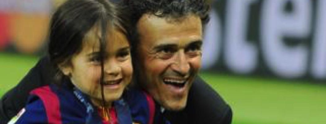 Fallece la hija de Luis Enrique; el exDT de España lo anuncia en redes