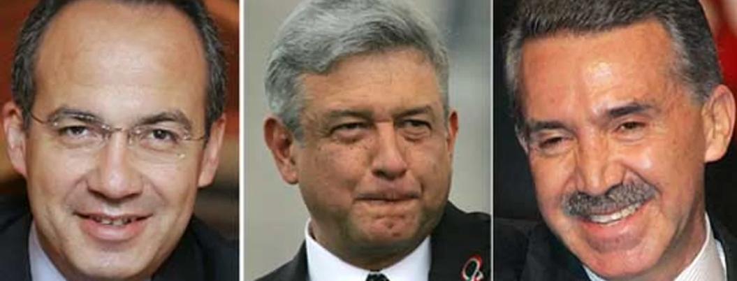 Madrazo busca reflectores: insiste que en sus actas AMLO ganó en 2006