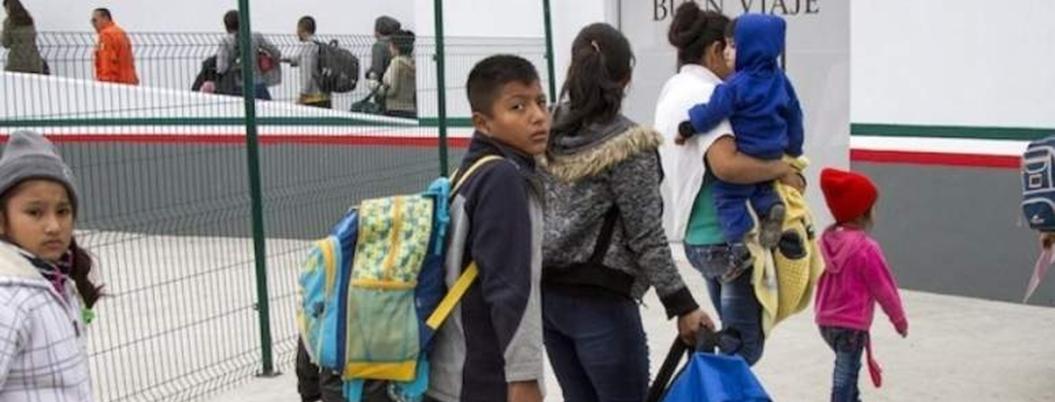 SEP permitirá a menores centroamericanos entrar a sus escuelas