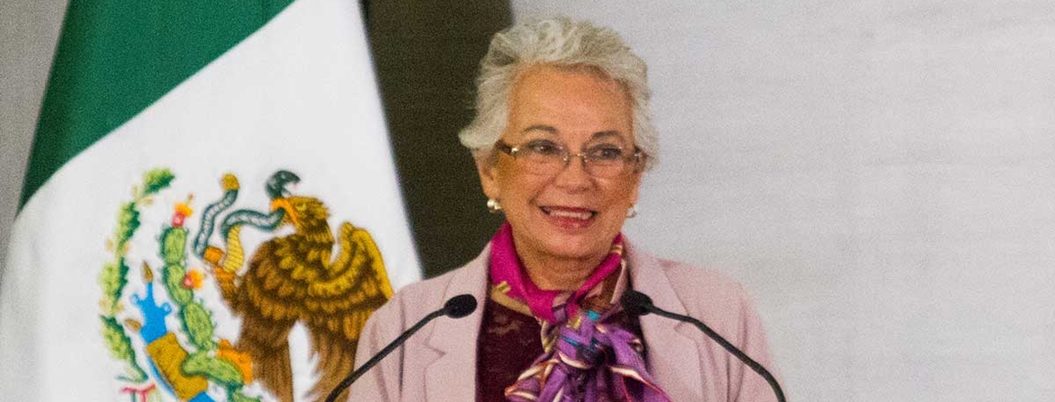 Olga Sánchez desmiente renuncia y enfermedad